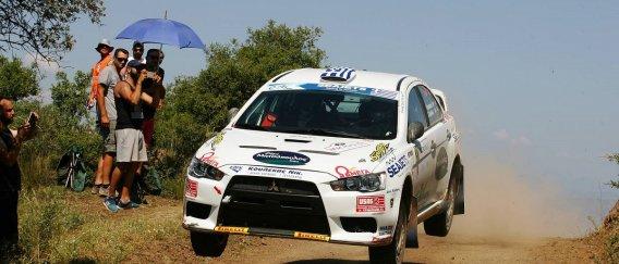 Το 38ο Rally Sprint της ΑΛΑΚορινθίας στο Χιλιομόδι