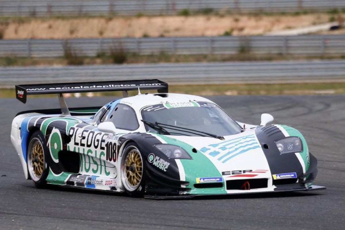Ισπανικό Πρωτάθλημα GT: Δύο Δεύτερες Θέσεις Του Κανάρογλου Στη Ναβάρα
