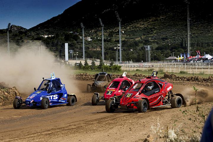 ΕΚΟ Racing Dirt Games: Επιστροφή Στη Δράση! (28-29/9)