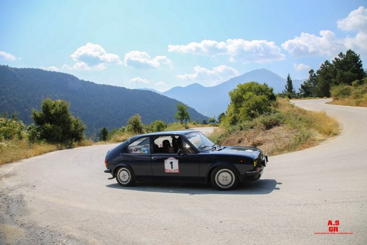 4o Rally Regularity Σικυωνιών: Νικητές, Και Φέτος, Οι Σπύρος Και Μάρκος Μουστάκας