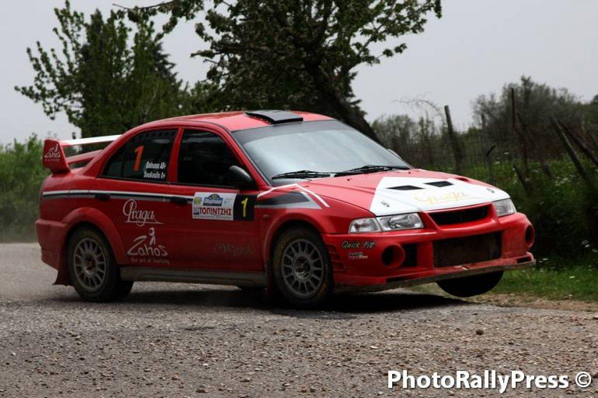 28ο Rally Sprint Αμαλιάδας  12-13 Οκτωβρίου 2019