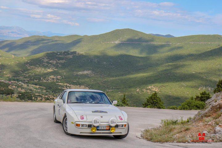 "Classic Rally ""Acropolis Legends"" 2020: Νικητές οι συνήθεις ύποπτοι Τρίκαρδος – Χατζής"