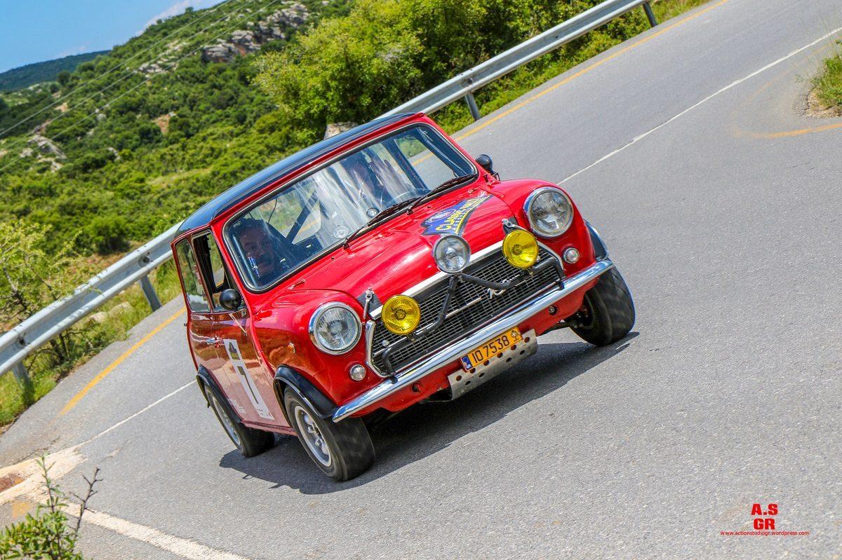 "Classic Rally ""Acropolis Legends"" 2021"